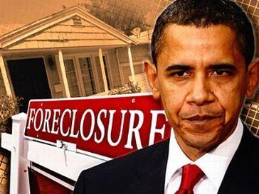 Obama Foreclosure
