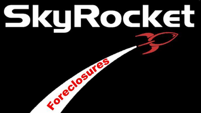 Foreclosures Skyrocket