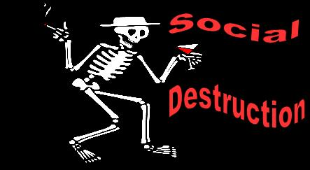 social destruction Social distortion tickets - buy and sell social distortion tickets and all other  concert tickets on stubhub check out social distortion tour dates today.