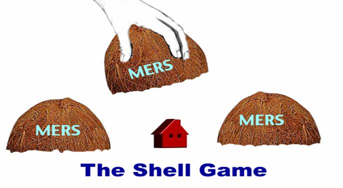 MERS Shell Game