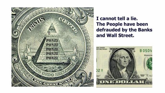 Ponzi Lie
