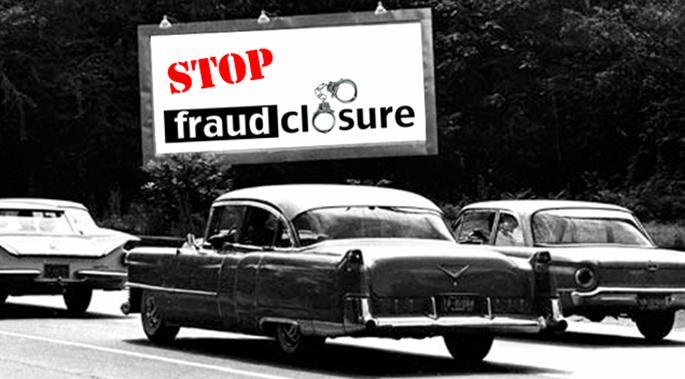Stop Fraudclosure