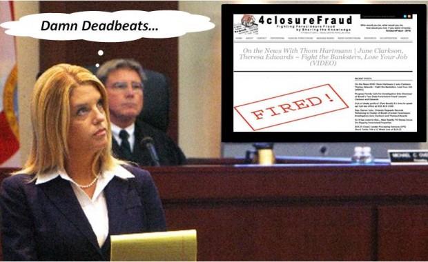 Pam Bondi Foreclosure