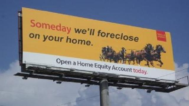 Wells Fargo Foreclosure