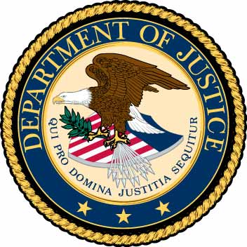 Us Attorney General Seal