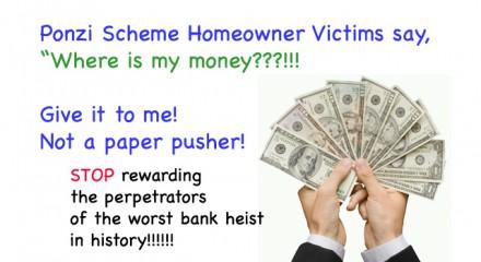 Ponzi Settle