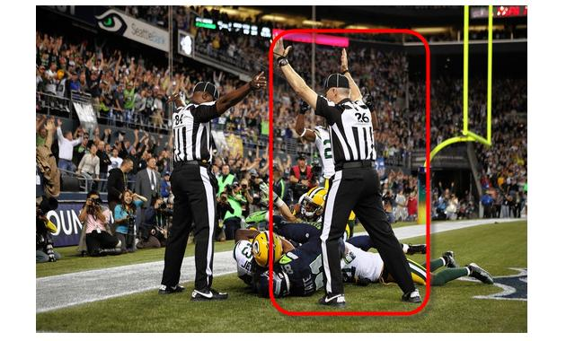 Lance Easley | Banker by Day, NFL Replacement Ref by Night