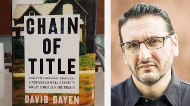Chain of Title by David Dayen