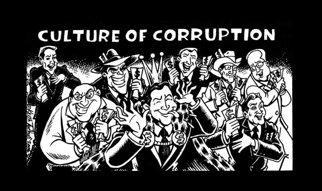 corruption culture